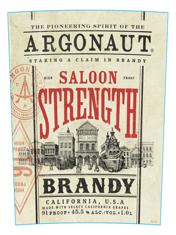 ARGONAUT SALOON STRENGTH CALIFORNIA 1.0L image number 3